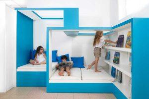 מבואת כניסה לגן ילדים חדשנ
