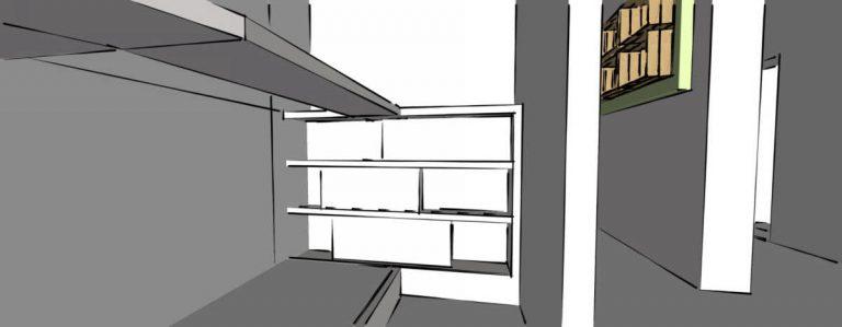 ה'חדר האישי שלי' מרחב שקט ורך המאפשר שהות ורוגע