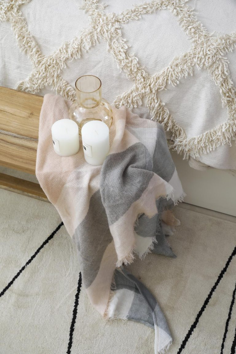 אדר' לילך פלד מציגה כיצד טקסטיל משתלב בעיצוב חדר השינה