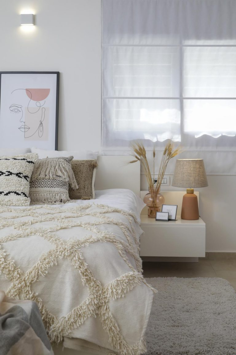 אדר' לילך פלד-מעצבת חדר שינה שמרגיש כמו צימר