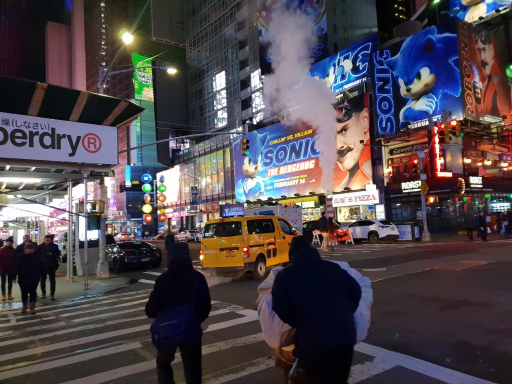 אדריכלית לילך פלד מציגה את ניו יורק שלפני המגיפה
