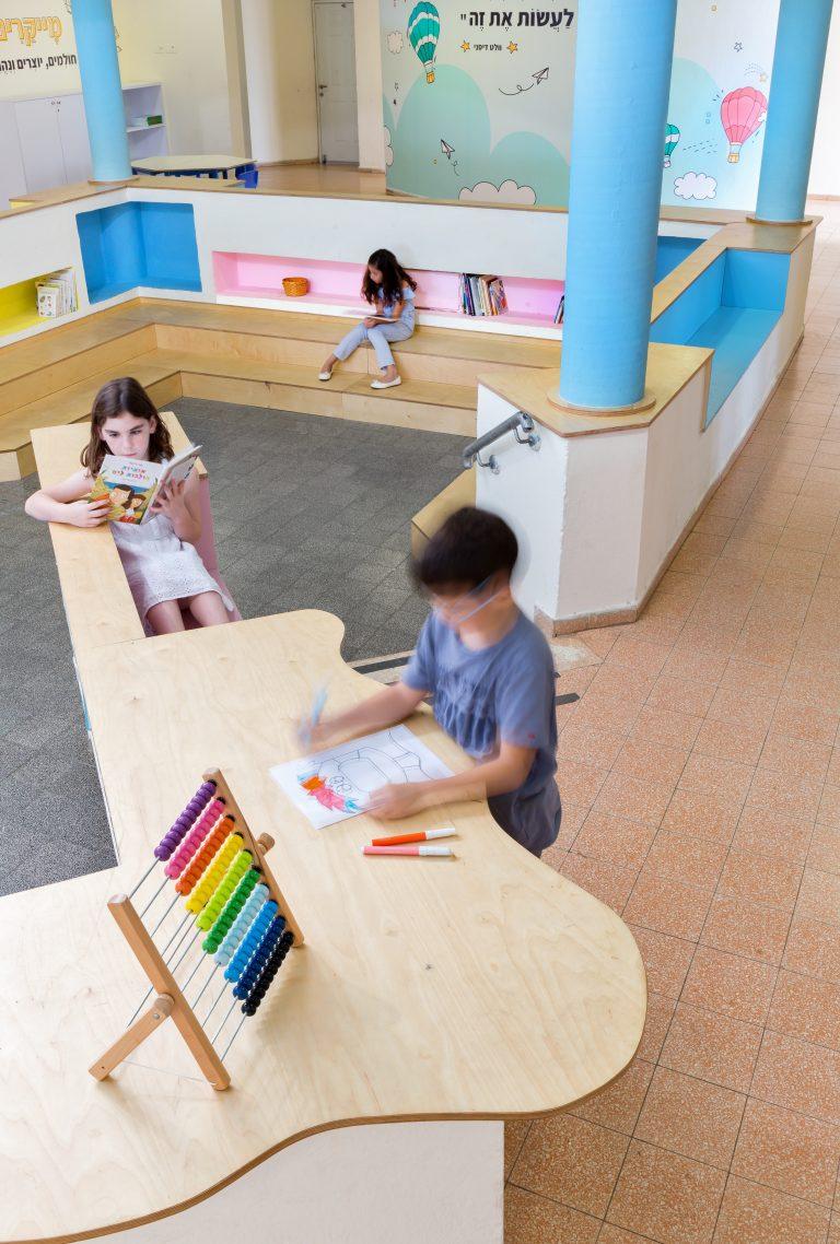 עיצוב מרחבי למידה-אדר' לילך פלד